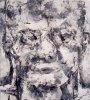 Der Eismann 2005Acryl auf Leinwand100 x 90 cm