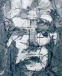 Kopf o.T. 2003Mischtechnik auf Leinwand80 x 65 cm(Teil II Tryptichon)