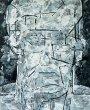 Der Chef 2003Mischtechnik auf Leinwand80 x 65 cm